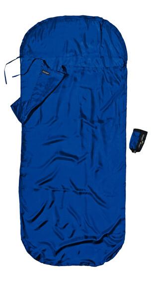 Cocoon KidSack - Sac de couchage Enfant - Silk bleu